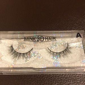 3D Real mink hair eyelashes